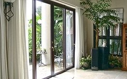 uPVC Door in Melbourne, Victoria by Blu Sky Windows