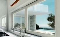 Tilt and Slide uPVC Windows made by Blue Sky Windows, Melbourne, VIC