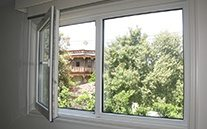 Turn Only uPVC Windows made by Blue Sky Windows, Melbourne, VIC