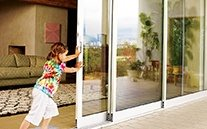 Lift and Slide uPVC Doors made by Blue Sky Windows, Melbourne, VIC