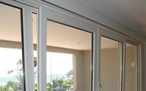 Tilt and Slide uPVC Doors made by Blue Sky Windows, Melbourne, VIC