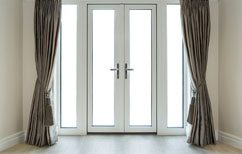 French uPVC Doors made by Blue Sky Windows, Melbourne, VIC